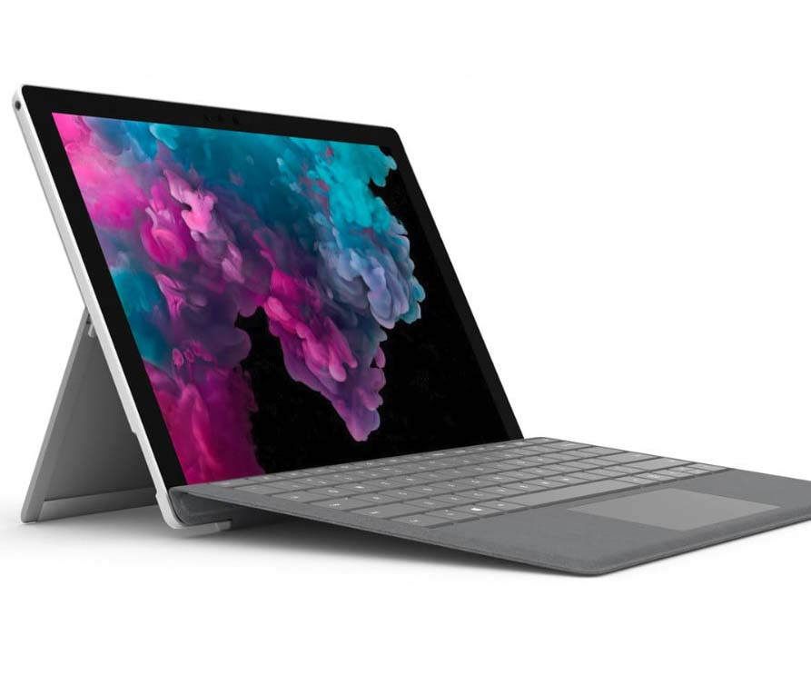 Surface Pro 6  -intel i5